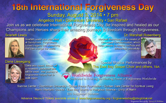 Forgiveness Day 2014