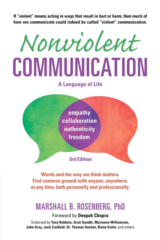 NVC: A Language of Life, 3rd Edition - PuddleDancer Press