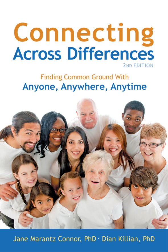 Connecting Across Differences Front Cover