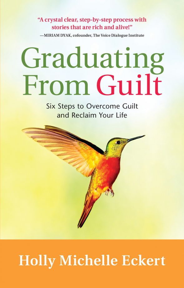 Graduating From Guilt Front Cover