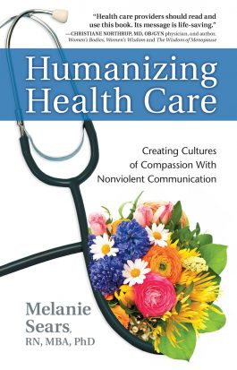 Humanizing Health Care front cover