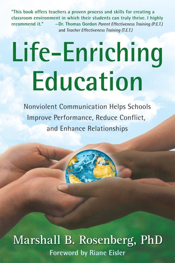 Life Enriching Education front cover