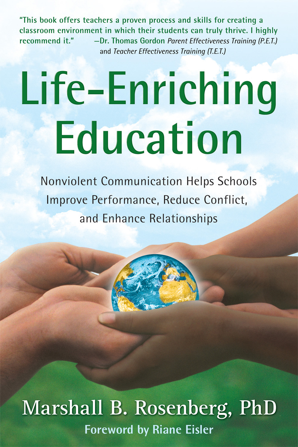 Life-Enriching Education Book Cover