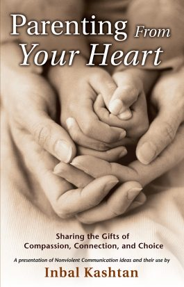 Parenting From Your Heart front cover