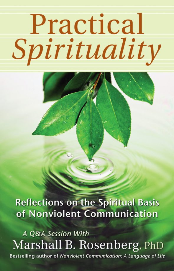 Practical Spirituality front cover