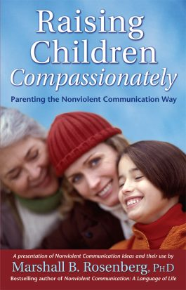 Raising Children Compassionately Front Cover