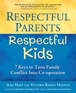 Respectful Parents Respectful Kids front cover