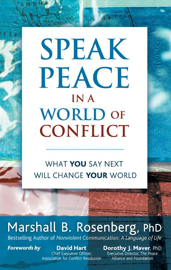 Speak Peace in a World of Conflict front cover