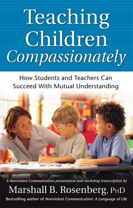Teaching Children Compassionately front cover