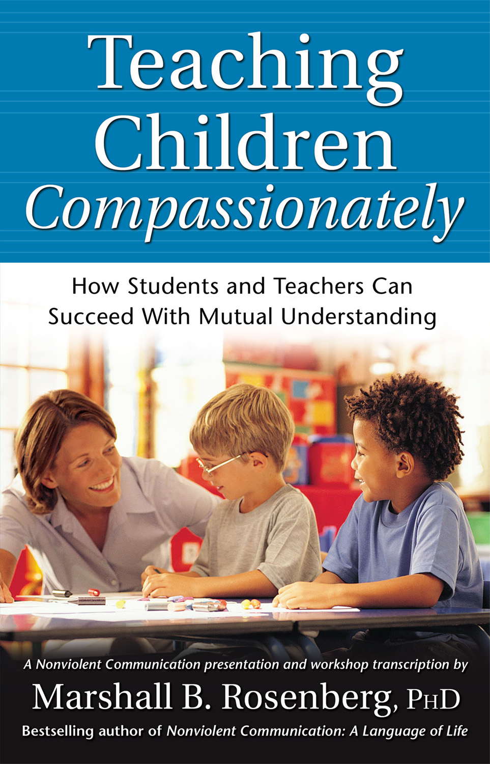 Teaching Children Compassionately Book Cover