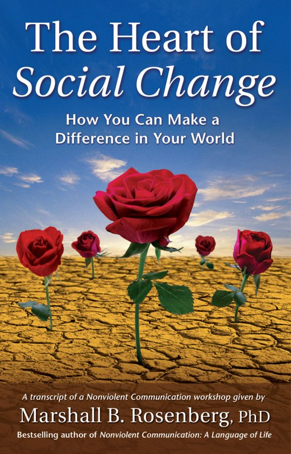 The Heart of Social Change front cover