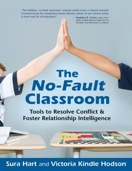 The No Fault Classroom front cover